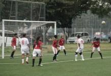 Timnas Putri Senior berhasil mengalahkan Legenda Timnas Indonesia yang telah berusia 50-60 tahun (Indonesian Football Ambassador) dengan skor 3-2, di laga uji coba pada Kamis (5/4). (kumparan.com)