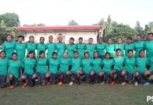 Timnas U-16 Putri berada di grup B bersama Thailand, Kamboja dan Laos, dalam AFF U-16 Girls Championship 2018. (pssi.org)