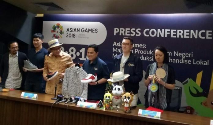 Asian Games 2018 bukan hanya ajang adu prestasi melainkan memiliki dampak ekonomi sekitar Rp 45,1 triliun. (Adt/NYSN)