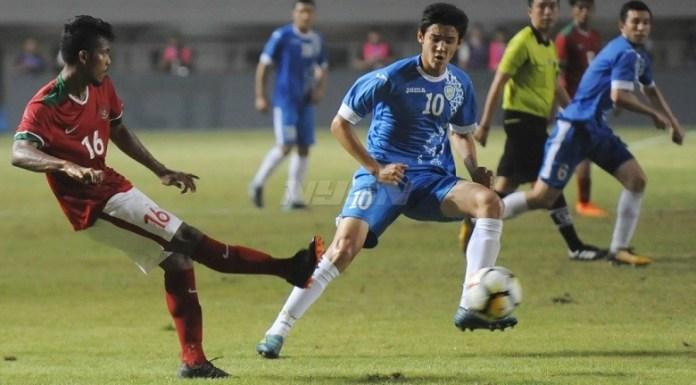 Sosok anyar yang menjadi kepercaan Luis Milla di Timnas U-23 yakni gelandang Sriwijaya FC kelahiran Bireun, Zulfiandi (16). (Pras/NYSN)