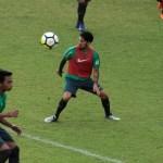 Kendati baru menjalani libur Hari Raya Lebaran, kondisi fisik pemain timnas Indonesia U-23 tetap bagus, jelang uji coba melawan Korea Selatan. (bolabaget.id)