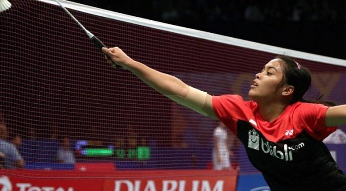 Tunggal putri Indonesia, Gregoria Mariska Tunjung, langsung menghadapi pemain unggulan di Turnamen Malaysia Open 2018. (liputan6.com)