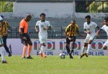 Lakoni dua laga persahabatan melawan Timnas U-16 Malaysia dan Johor Darul Takzim U-17, Timnas U-16 (putih) justru gagal meraih kemenangan. (tribunnews.com)