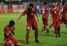 Timnas U-23 beruntung, karena dipastikan tak akan masuk ke dalam satu grup dengan tim besar, sesuai hasil keputusan OCA penempatan Pot tim unggulan Asian Games 2018. (Pras/NYSN)