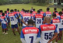 Uni Papua Football menggagas turnamen sepak bola perdamaian, bersama Kementerian Koordinator Politik, Hukum, dan Keamanan (Kemenkopolhukam) pada 22 Sepetember- awal Desember 2018. (NYSN)