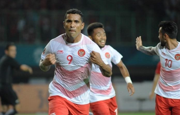 Cukur Laos 3-0 dalam laga penyisihan Grup A Asian Games 2018, dua gol Timnas U-23 diborong pemain naturalisasi Alberto