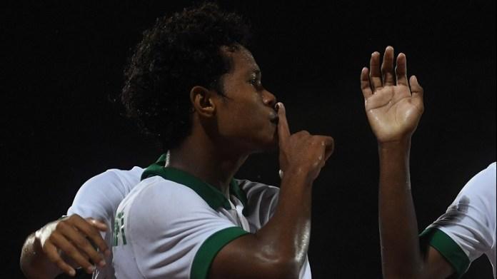Amiruddin Bagus Kahfi sukses mencetak 7 gol, dalam tiga laga Uji Coba yang dilakukan Timnas U-16, selama pemusatan latihan di Kuala Lumpur, Malaysia, jelang penyisihan Grup C Piala AFC U-16 2018. (goal.com)