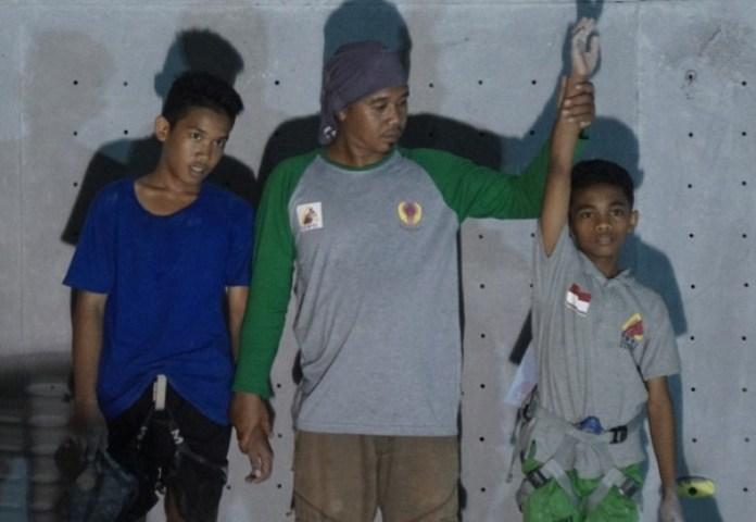 Federasi Panjat Tebing Indonesia, FPTI, Indragiri Hulu (Inhu), Inhu, Kejuaraan Nasional (Kejurnas) Panjat Tebing Kelompok Umur (KU) XII, Riau,