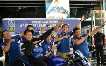 Yamaha Indonesia mengutus Muhammad Faerozi Toreqottullah, pembalap 15 tahun asal Lumajang, Jawa Timur, mengikuti pelatihan balap dari Yamaha Motor Co. Ltd di markas Valentino Rossi, melalui program Yamaha VR46 Master Camp. (aripitstop.com)