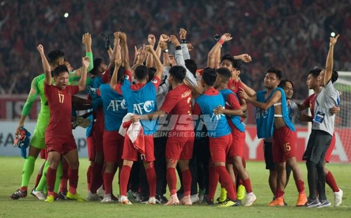 10 Orang Skuat Timnas U-19 Indonesia Pendam Ambisi UEA