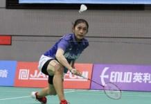 Choirunnisa berharap bisa tampil konsisten di level yang lebih tinggi usai meraih gelar juara Singapore International Series 2018, pada Minggu (21/10). (PBSI)