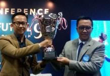 Mengusung tema 'Be The Next Athlete', final kompetisi futsal terbesar di Indonesia bertajuk 'Pocari Sweat Futsal Championship 2018' yang mendapat dukungan penuh dari Kementerian Pemuda dan Olahraga (Kemenpora), siap dihelat di Kota Solo, Jawa Tengah, pada 16-18 November. (Adt/NYSN)