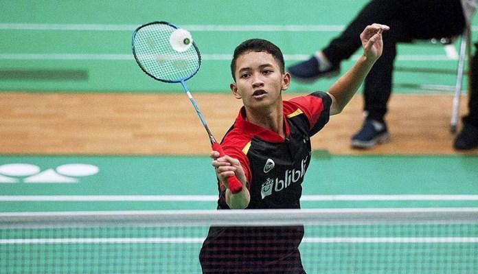 Mochamad Fajar Ardi Pradana lolos ke final usai menyingkirkan rekan satu klubnya PB Djarum Kudus, Kana Luthfan Naufal, di semifinal, pada Jumat (23/11), rubber game, dengan skor 26-28, 21-15 dan 21-16. Ia berharap meraih gelar juara di Sirnas Premier Jawa Timur Open 2018. (kompas.com)