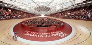Pengurus Besar Ikatan Sport Sepeda Indonesia (PB ISSI) menyatakan Indonesia siap menggelar event Asia Track Series 2019-2020, dan Asia Track Championship pada 2019, di Jakarta International Velodrome, Rawamangun. Velodrome ini dinobatkan sebagai satellite training center terbaik ke-empat di dunia, oleh The Union Cycliste Internationale (UCI). (tiwtter.com)