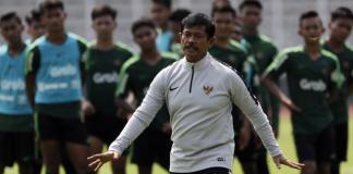 Pelatih Timnas U-22, Indra Sjafri akan menciutkan pemain pada Sabtu (19/1) nanti. Namun, ia memastikan tak akan ada pemain promosi untuk TC pekan ketiga. Dia akan memulangkan pemain dan langsung menentukan 30 pemain, yang diproyeksikan untuk Piala AFF U-22 yang digelar pada Februari. (bola.com)