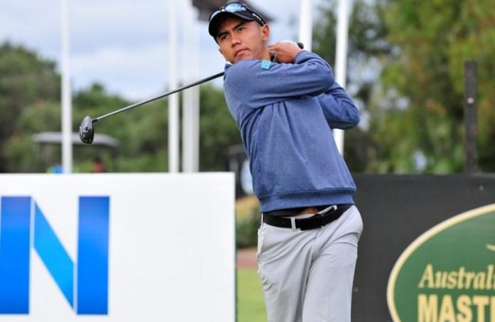 Pegolf amatir papan atas Indonesia berusia 18 tahun, Naraajie Emerald Ramadhan Putra, bersama Almay Rayhan Yagutah, mengawali 2019 tampil di kompetisi golf amatir bergengsi, Australian Master of the Amateurs, yang berlangsung 8-11 Januari, di Melbourne. (golfinstyle.co.id)