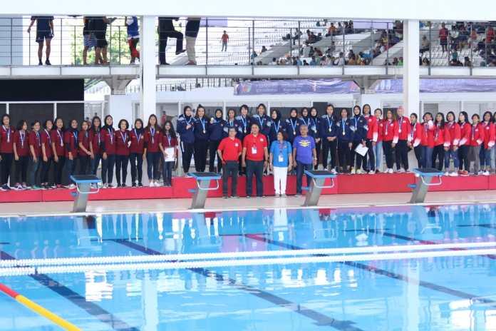 Tim Polo Air putri Indonesia