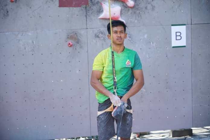 Inilah Target Rahmad Adi Mulyono di Asian Games dan Olimpiade