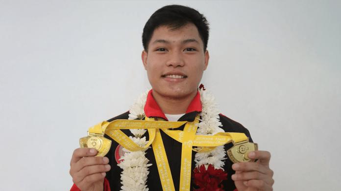 Lifter Indonesia Incar Rekor di Kejuaraan Dunia Remaja 2020