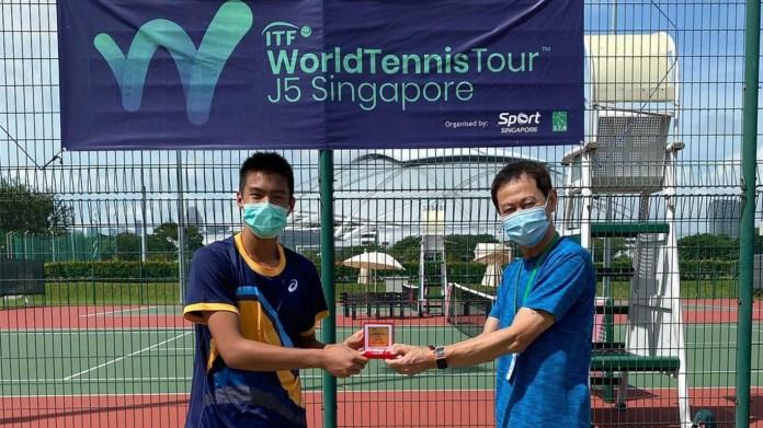 Petenis Muda Indonesia Boyong Dua Gelar Juara di Singapura