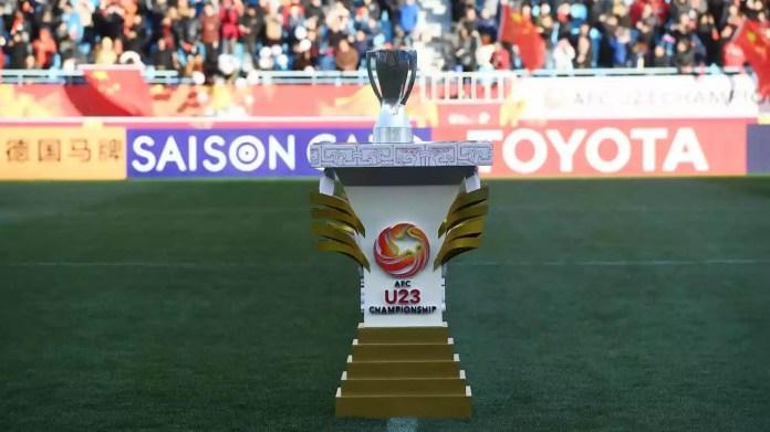 Timnas Indonesia Masuk Pot 3 Kualifkasi Piala Asia U-23 2022