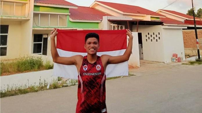 Profil Rezcan Mass Siregar, Pelari Muda Asal Medan
