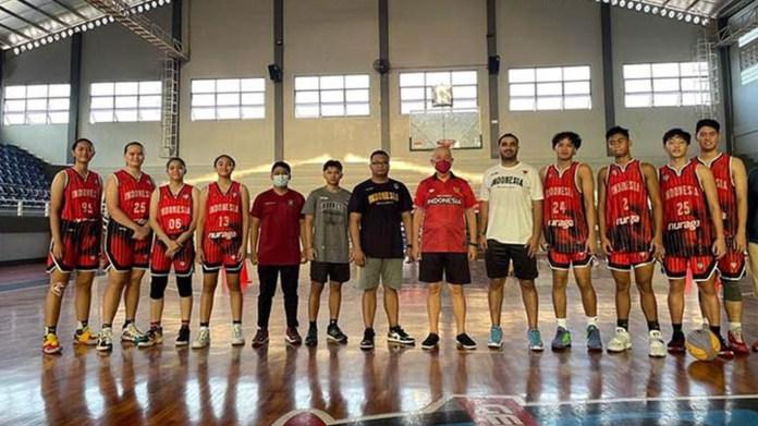 Timnas Basket Junior Ikuti Kejuaraan FIBA 3x3 World Cup U-18 di Hongaria
