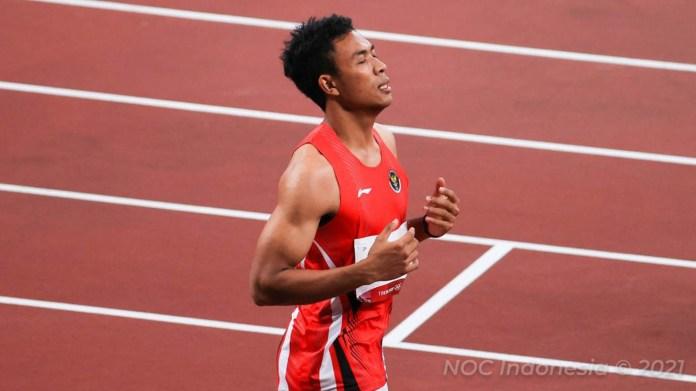 Pecahkan Rekor Pendahulu, Zohri Sprinter Indonesia Tercepat di Olimpiade