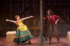 Desperate Measures: A Fiddle-Dee-Dee Wild West Shakespeare Spoof