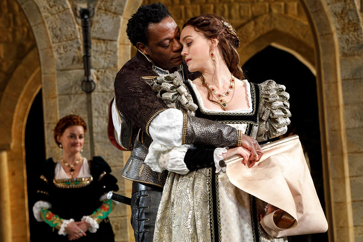 Othello: Moor Than Meets the Eye - New York Stage Review