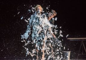The Damned: Ivo van Hove Goes About Theatricalizing Visconti