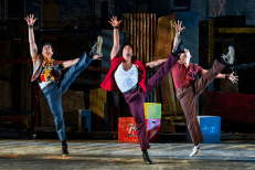 West Side Story: Reproducing a Classic With Sincerity, and Safety