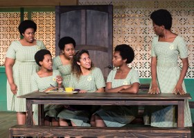 School Girls; or, the African Mean Girls Play: Jubilantly Funny High School Days