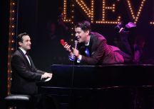 Midnight at the Never Get: A Musical That Never Quite Gets There