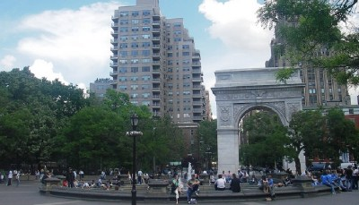 NYC urban forest
