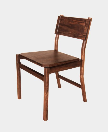 chair from black walnut in Warwick