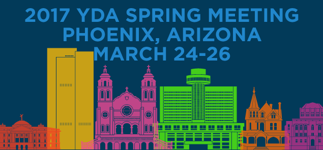 YDA Spring National Meeting March 24-26 in Phoenix, Arizona