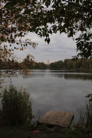 En las afueras: Naturaleza y chimeneas