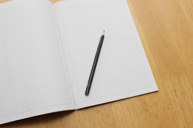 心配事や乳がんの情報を書きだすノート