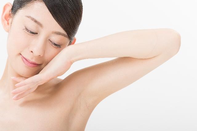腋窩リンパ節郭清はリンパ浮腫を起こしやすくなる