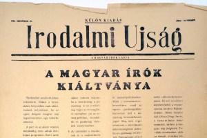 Irodalmi újság