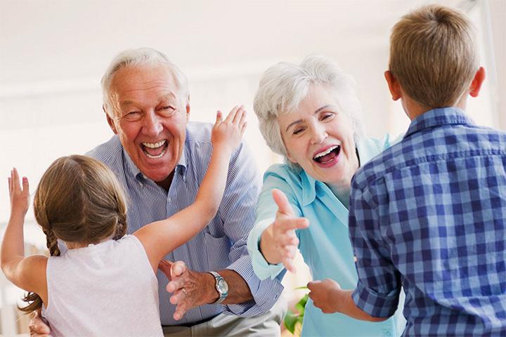 változó nagyszülő szerep