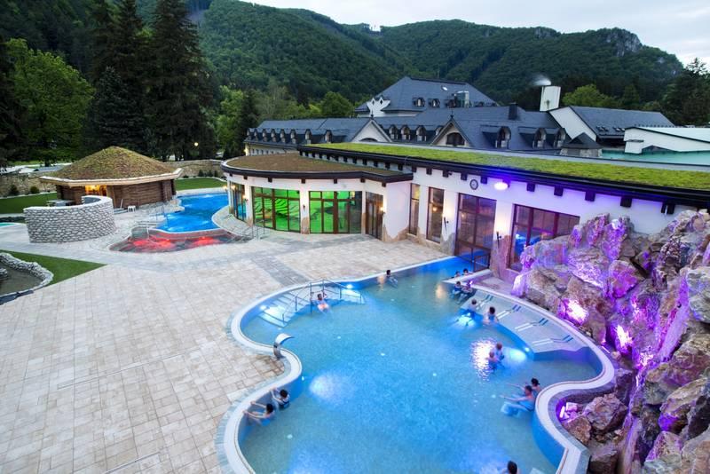 Gyógyfürdők Szlovákiában