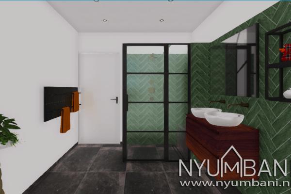 Een badkamer kiezen