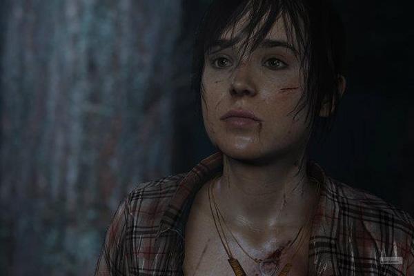 Ellen Page talks video game breakout performance