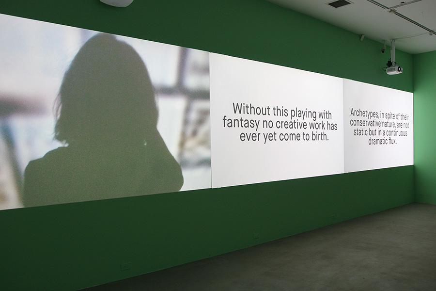 Class with Michael Stipe blends media, art