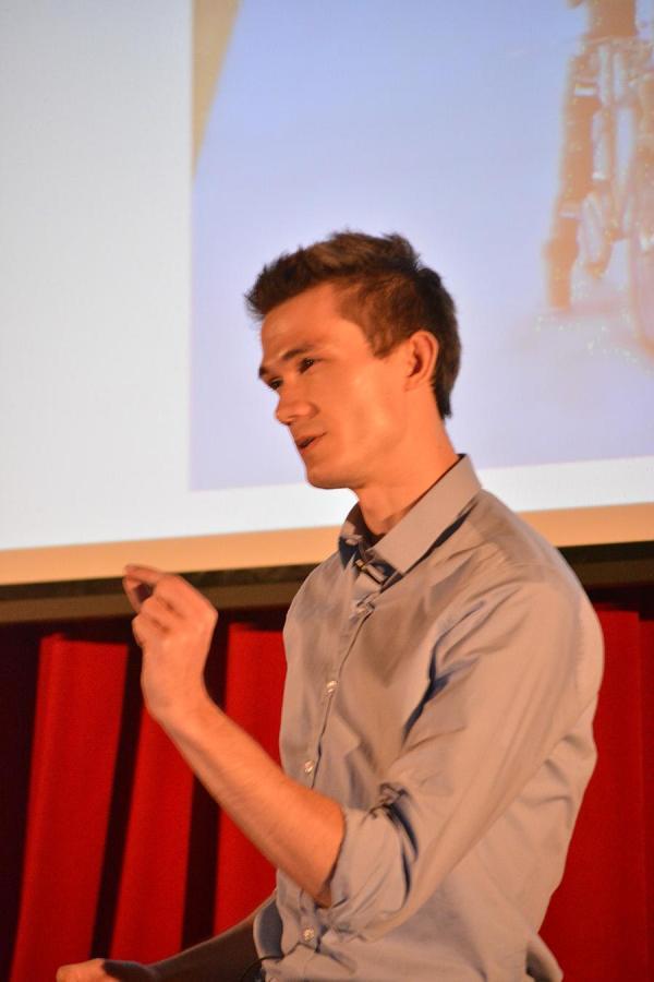 Students pitch TEDx Talk  ideas