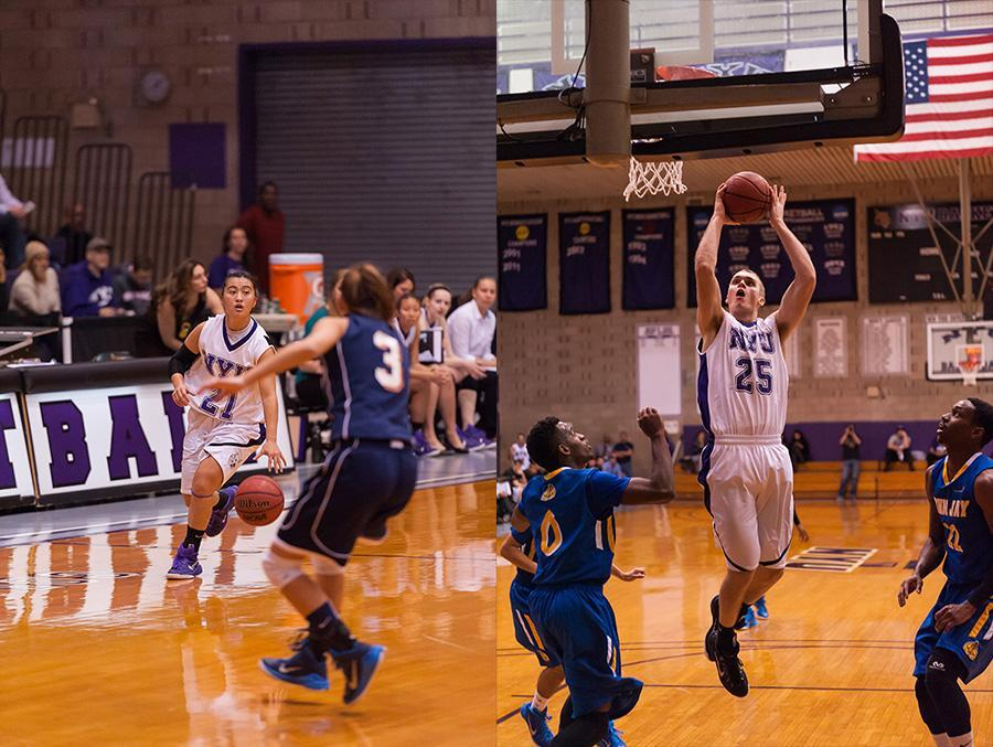 Men's, women's basketball begin