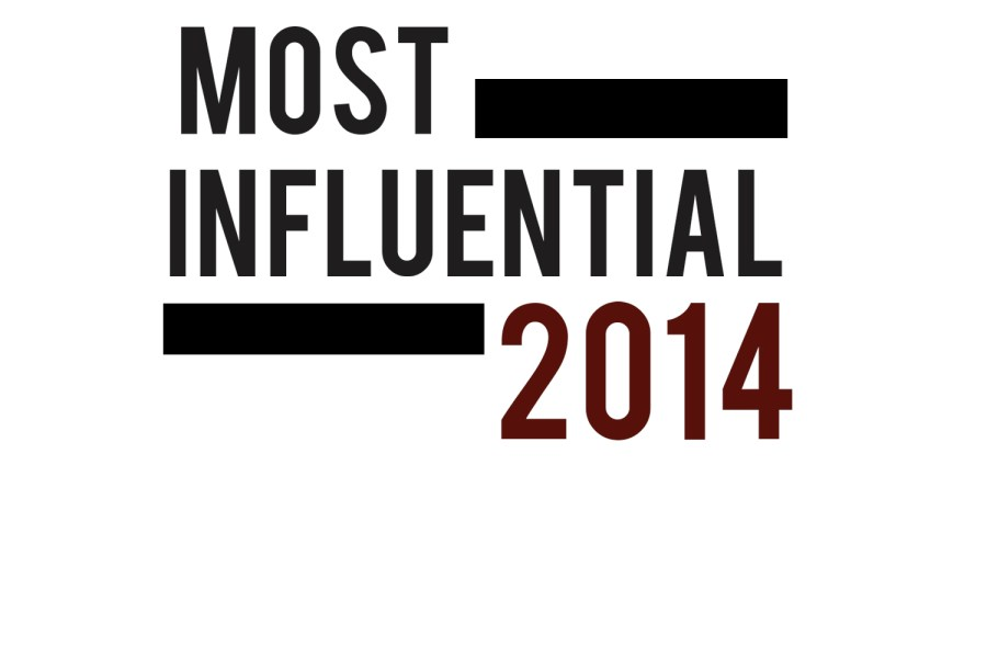Influential 2014
