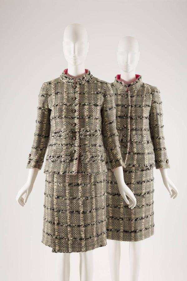 This Chanel suit can be found in Faking it: Originals, Copies, & Counterfeits.